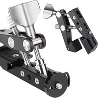 Leofoto 徕图 MC-80/100钳式摄影支架