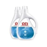 立白 洗衣液 洗衣液家庭装+补充装 16斤(2kg*4瓶)
