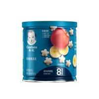 Gerber 嘉宝 婴儿辅食宝宝零食 苹果香蕉泡芙 49g *3件 +凑单品