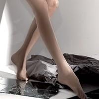 品彩 女士连裤袜  2双 送1双