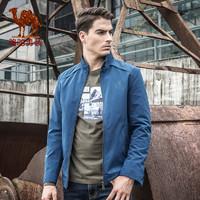 骆驼牌 FF6245119 男装休闲夹克衫