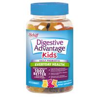 Schiff旭福DA美国进口儿童益生菌咀嚼软糖60粒 *3件
