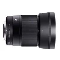 SIGMA 适马 30mm F1.4 DC DN|Contemporary 定焦镜头 佳能M卡口