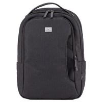 瑞士SWIZA 电脑包 双肩包男多功能笔记本13英寸 黑色 HBB905109043