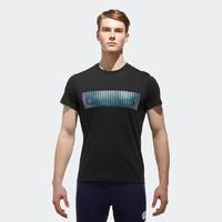 adidas 阿迪达斯 男装运动型格短袖T恤 CX4989