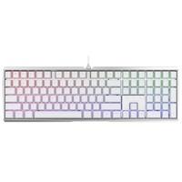 CHERRY 樱桃 MX-BOARD 3.0S G80-3874 机械键盘 白色RGB 黑轴