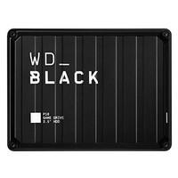 WD 西部数据 BLACK P10 移动硬盘 5TB