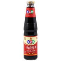 Shinho 欣和 味达美臻品蚝油510g*2瓶+清香米醋190ml瓶装