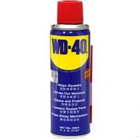 WD-40 除湿防锈润滑剂 200ml 送泡腾片+砂纸+毛巾+手套