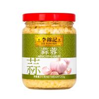 LEE KUM KEE 李锦记 厨房炒菜蒜泥调味料 蒜蓉 213g