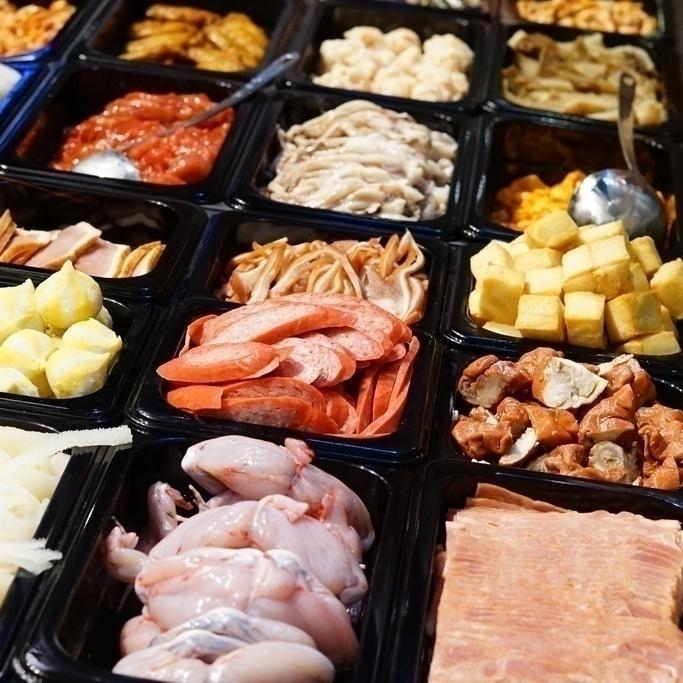 上海31家门店5公里内免费配送 拿渡麻辣香锅2人肥牛香肠鸡肉套餐