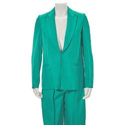 维多利亚·贝克汉姆(VICTORIA BECKHAM) 女士绿色修身西服