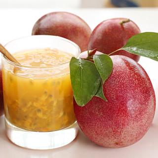 真食惠 广西百香果 5斤大果  单果50-100g 新鲜水果