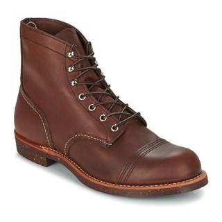 RED WING 红翼 男鞋马丁靴 8111-AMBER 棕色