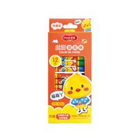 GRASP 掌握 603 儿童丝滑油画棒 12色