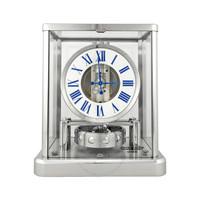 银联爆品日 : 积家(JAEGER LECOULTRE) Atmos Classique白色表盘时钟 Q5102201