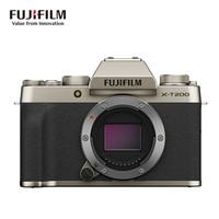 FUJIFILM 富士 X-T200 微单相机 单机身