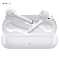 HONOR 荣耀 FlyPods 3 真无线耳机 铃兰白
