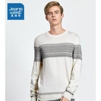 真维斯 JW-91-192502 男士修身针织衫