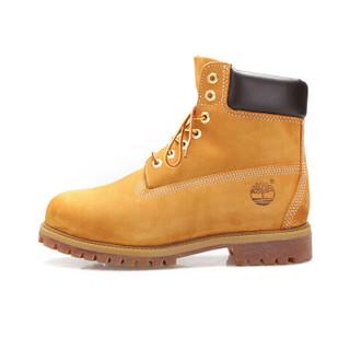 中亚Prime会员、再降价 : Timberland 添柏岚 10061 男士大黄靴