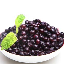 加拿大冻野生蓝莓 340g *7件