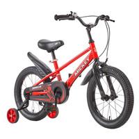 gb好孩子儿童自行车男女款小孩单车12/14/16寸越野山地车 14寸红色GB1418Q-P201R