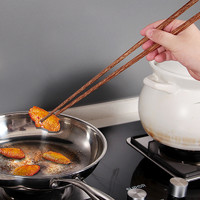 筷子庄 加长筷子 3双装 45cm