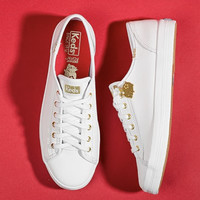 Keds 猪年纪念款 WH60837 女款休闲小白鞋
