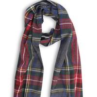 Gap 盖璞 000527904 男士流苏装饰针织围巾