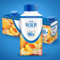 蒙牛 冠益乳 燕麦黄桃味 酸牛奶  250g*4瓶