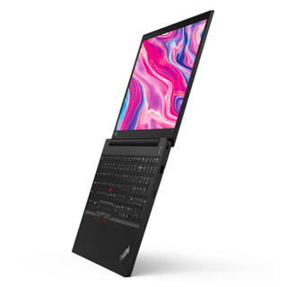 ThinkPad 思考本 E15 20RD003XCD 15.6英寸笔记本电脑 (黑色、i5-10210U、256GB SSD+1TB、8GB、RX640 2G)