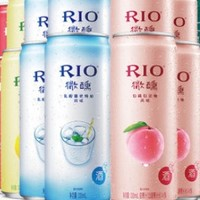 RIO 锐澳 微醺鸡尾酒 330ml*16罐