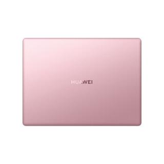 HUAWEI 华为 MateBook 13 2020 13英寸笔记本电脑 (粉色、i5-10210U、512GB SSD、16GB、MX250 2G)