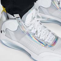 镭射+彩虹,AIR JORDAN XXXIV PF AJ34 BQ3381 男子篮球鞋