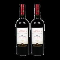 玛琪古 赤霞珠红葡萄酒 陈酿珍藏 2018年 750ml*2瓶