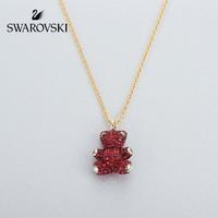 SWAROVSKI 施华洛世奇 5388876 小熊水晶项链