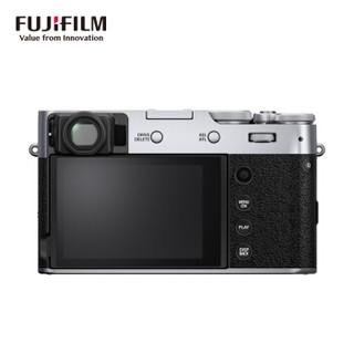 FUJIFILM 富士 X100V  数码相机   (银色)