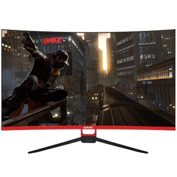 SANC 32英寸2K 144Hz显示器曲面屏 VA三星屏 N95Pro+ 32英寸