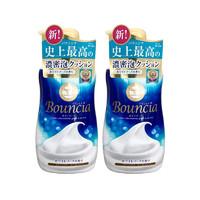 Cow 牛牌 Bouncia 浓密泡沫沐浴露500ml*2