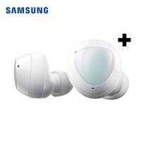 三星 SAMSUNG Galaxy Buds+真无线蓝牙入耳式耳机 苹果安卓通用/音乐/游戏/运动/时尚/通话 耳机 月光白