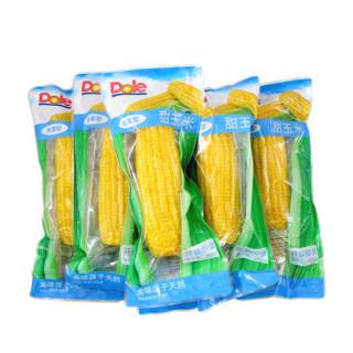 都乐Dole 非转基因甜玉米棒 6根装 单根重约200g