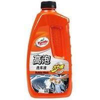 Turtle Wax 龟牌 高泡洗车液 1.25L*2瓶 *5件