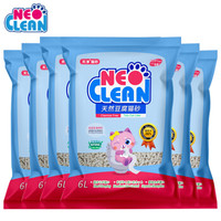 NEO猫砂 豆腐猫砂 原味2.5kg*6袋套装 *6件 +凑单品