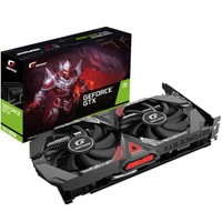 COLORFUL 七彩虹  iGame GeForce GTX 1650 SUPER Ultra OC 4G 显卡