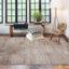 考拉工厂店 冬日白桦林超细纤维地毯 *2件