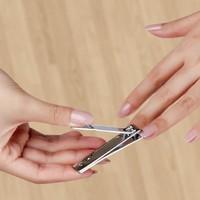 三根萝卜 银色指甲刀