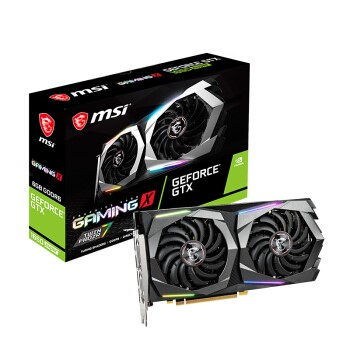 MSI 微星 魔龙 GeForce GTX 1660 SUPER GAMING X 显卡(GTX1660 SUPER、6G、1830MHz)