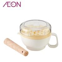 AEON日本进口TOPVALU婴幼儿专用断奶食物研磨器餐盒套装 *3件