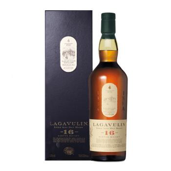 LAGAVULIN 乐加维林 苏格兰艾莱岛单一麦芽进口威士忌700ml