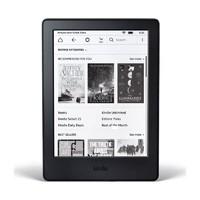 amazon kindle Paperwhite3 电子书阅读器电纸书墨水屏  4GB-Wi-Fi 6英寸 经典版黑色
